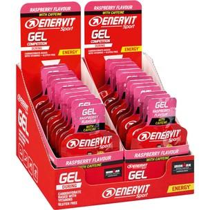 Enervit Gel With Caffeine Box 24 X 25ml