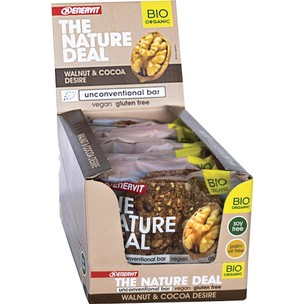 Enervit The Nature Deal Unconventional Bar Box Of 12 X 50g