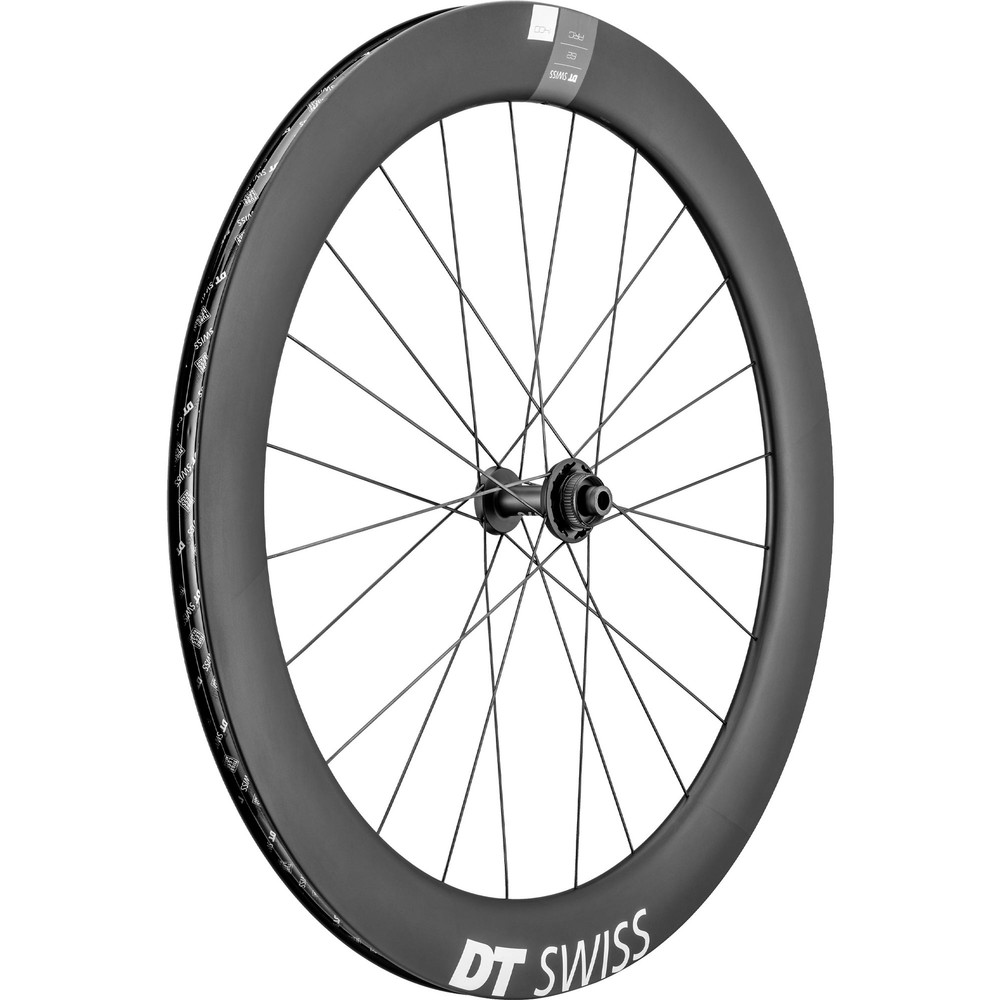 DT Swiss ARC 1400 DICUT 62mm Disc Brake Front Wheel