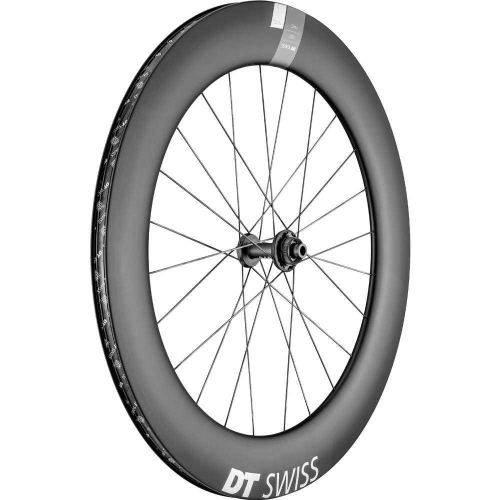 DT Swiss ARC 1400 DICUT 80mm Disc Brake Front Wheel