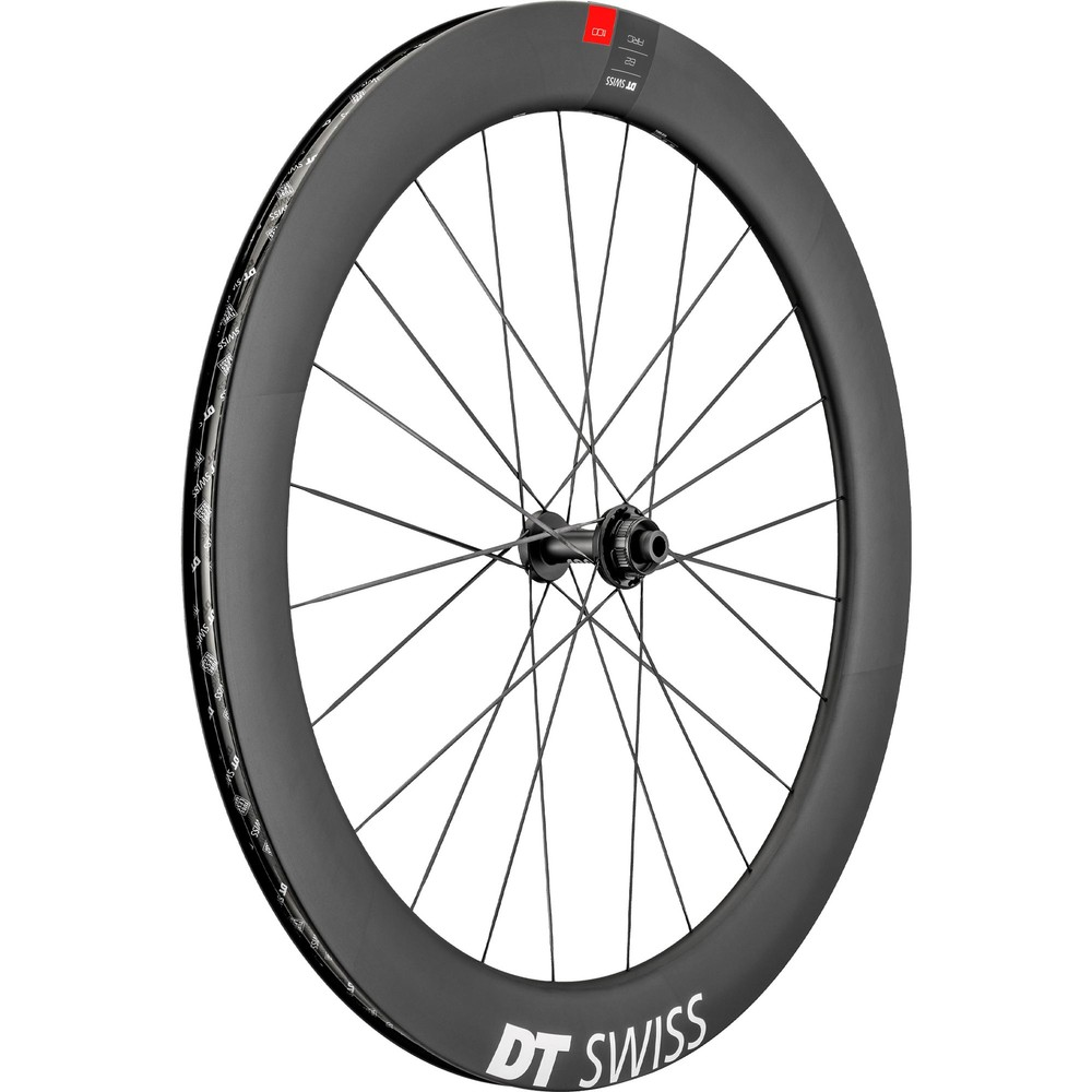 DT Swiss ARC 1100 DICUT 62mm Disc Brake Front Wheel