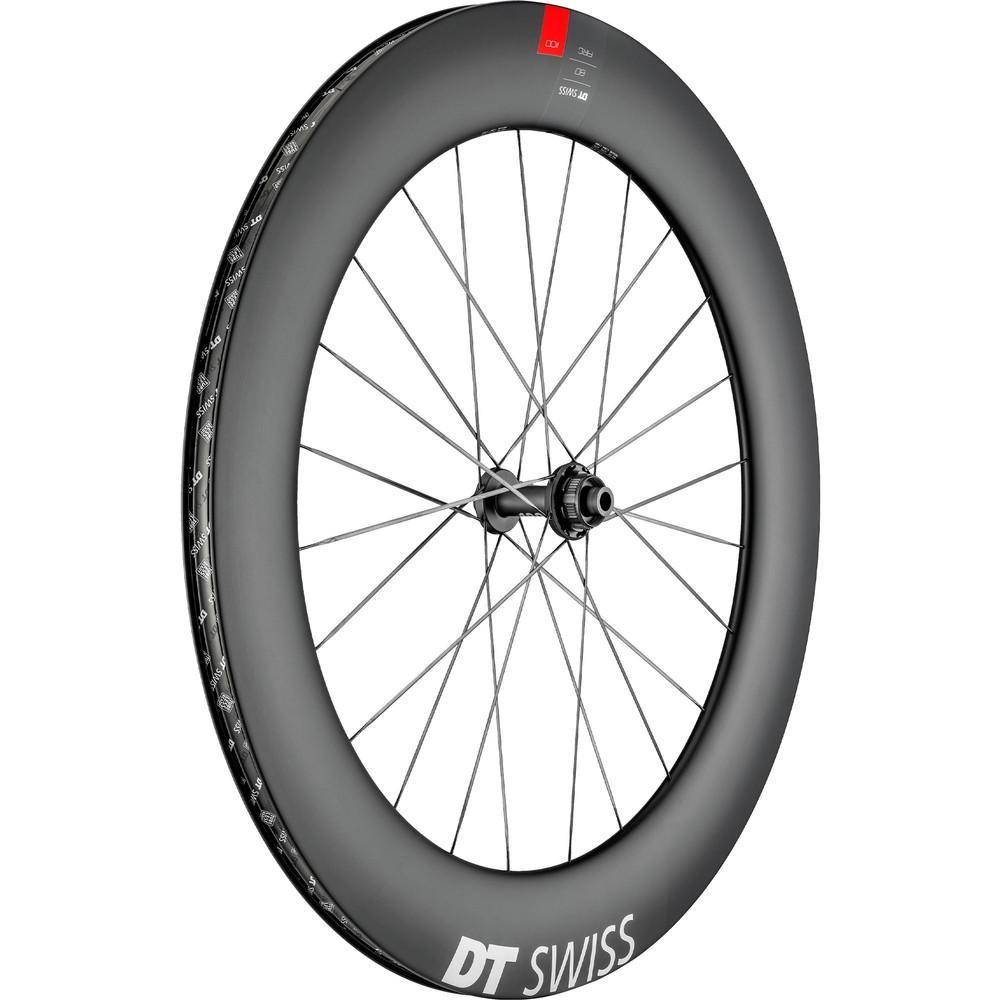DT Swiss ARC 1100 DICUT 80mm Disc Brake Front Wheel