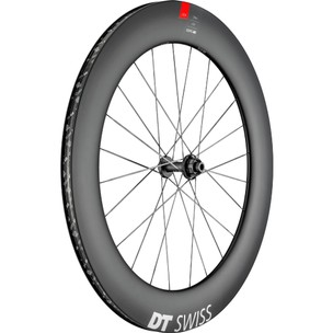 DT Swiss ARC 1100 DICUT 80mm Disc Brake Front Wheel