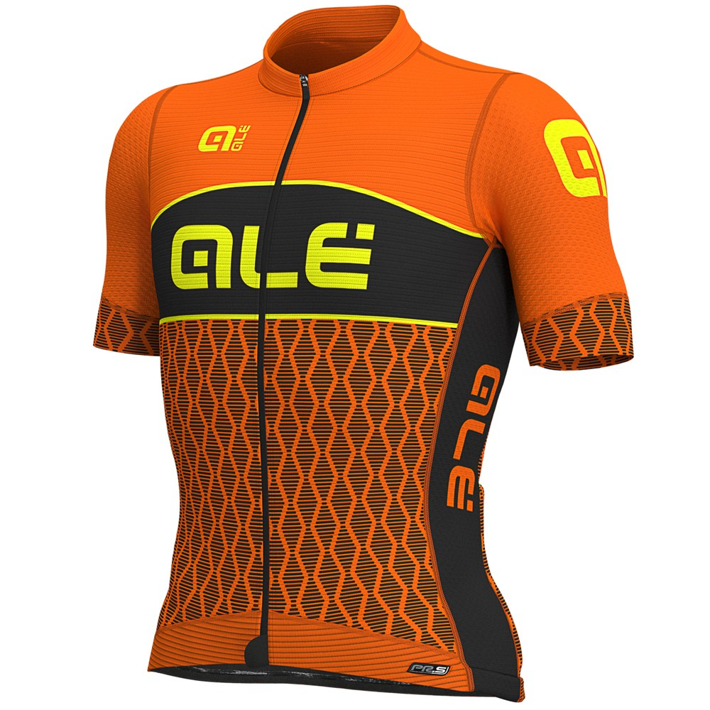 Ale Custom PR-S Short Sleeve Jersey