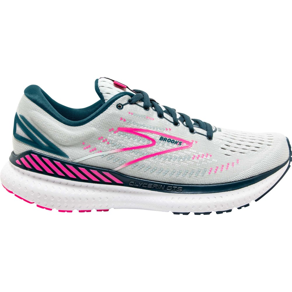 Brooks Glycerin GTS 19 Wide Fit Womens Running Shoes