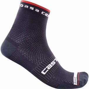 Castelli Rosso Corsa Pro 9 Socks