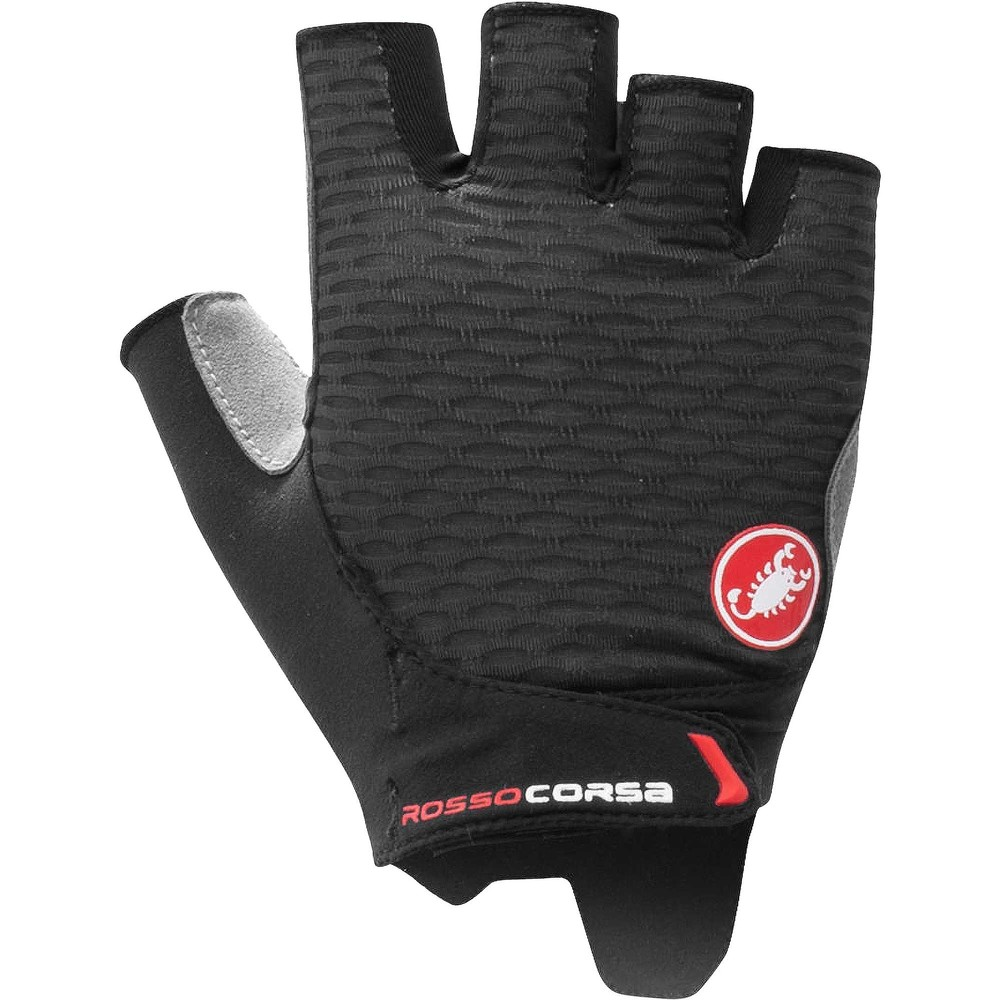 Castelli Rosso Corsa Womens Gloves
