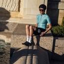 Black Sheep Cycling Essentials Team Moire Womens Short Sleeve Jersey