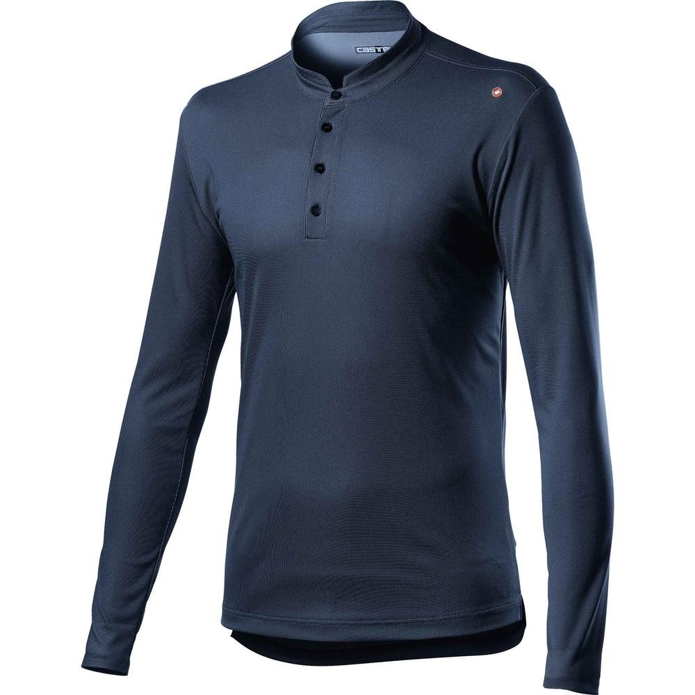 Castelli Tech Henley Long Sleeve Shirt