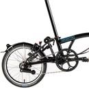 Brompton E-Bike M2L Steel Folding Electric Bike