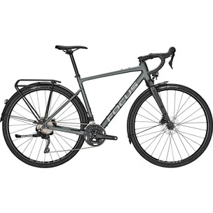 Focus Atlas 6.7 EQP Disc Gravel Bike 2021