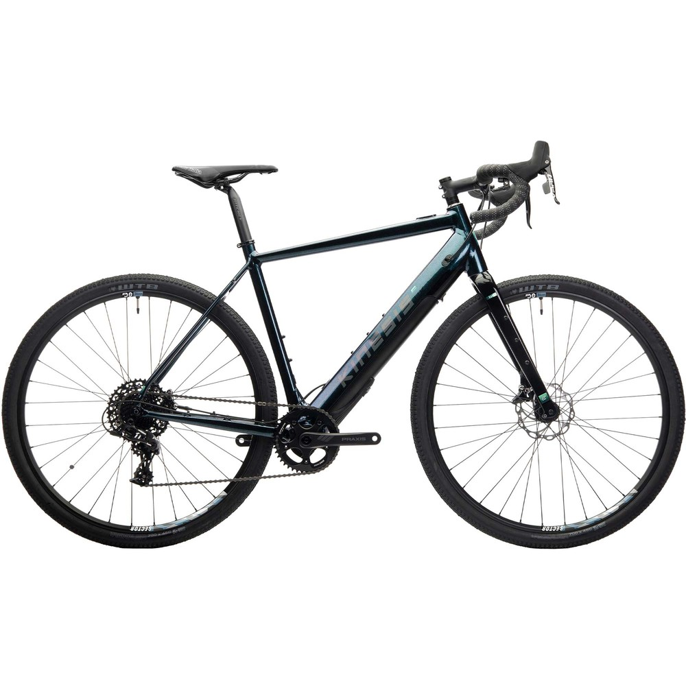 Kinesis RANGE Electric Gravel Bike 2021