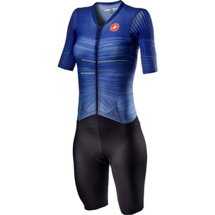 Castelli PR Womens Short Sleeve Speed Suit