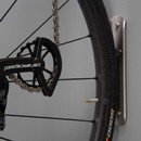 Cactus Tongue Wrap Vertical Bike Wall Mount With Scuff Plate