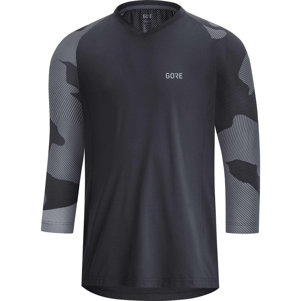 Gore Wear C5 Trail 3/4 Sleeve Jersey