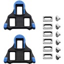 Shimano SH12 SPD-SL 2 Degree Front Pivoting Pedal Cleats