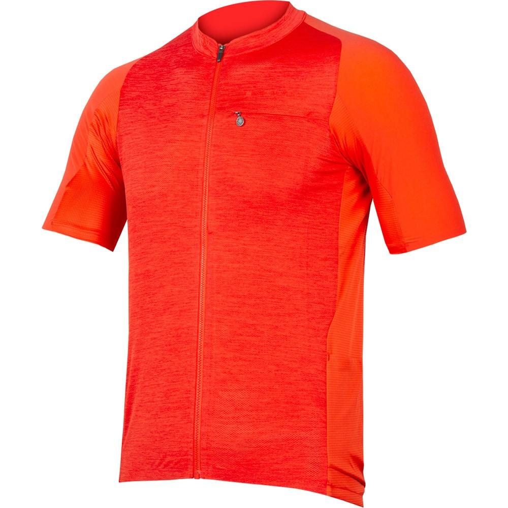Endura GV500 Reiver Short Sleeve Jersey