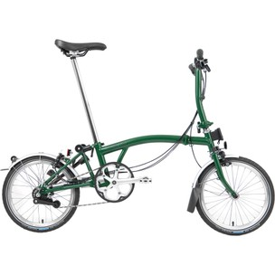 Brompton S6L Superlight Folding Bike With Toolkit