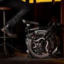 Brompton S6L Superlight Folding Bike