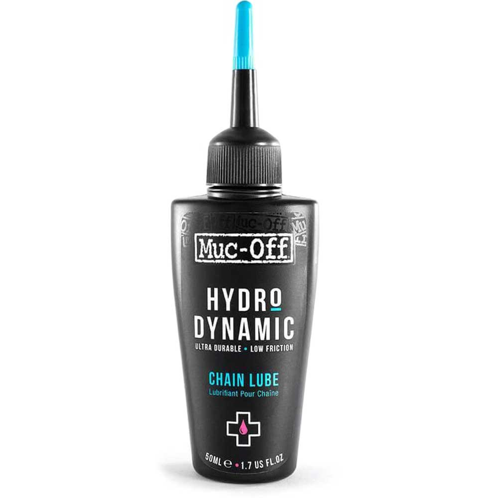 Muc-Off Hydrodynamic Chain Lube 50ml With UV Torch