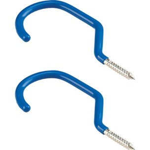 Park Tool Wood Thread Storage Hook Pair QK451-2