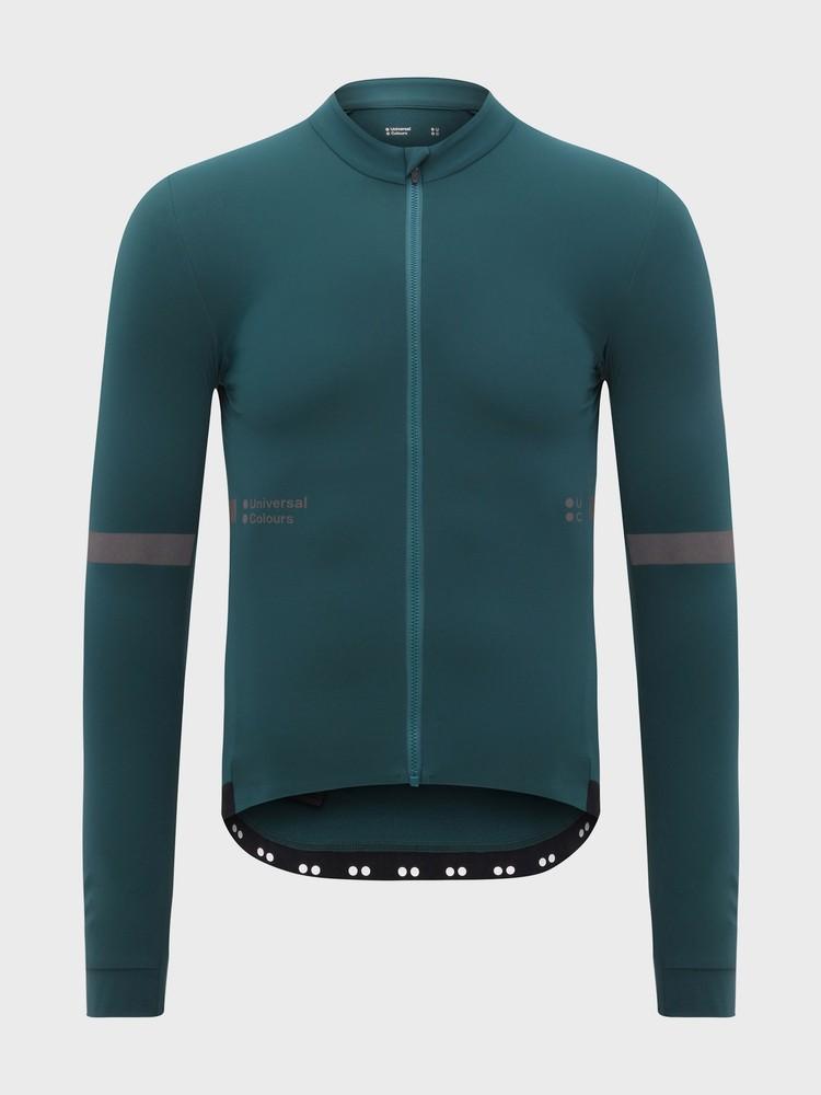 Mono Long Sleeve Men's Jersey Spruce Green