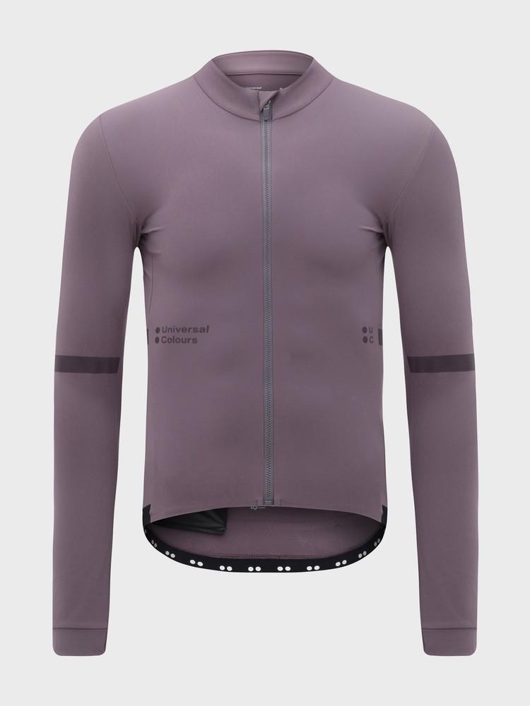 Mono Long Sleeve Men's Jersey Thistle Purple