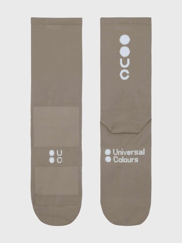 Mono Summer Socks Portobello Grey