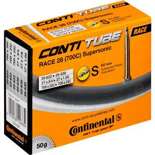Continental R28 Supersonic 700x20-25C 60mm Presta Valve Inner Tube