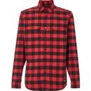 Oakley Checkered Ridge Long Sleeve Shirt