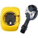 Speedplay Zero Chromoly Pedals With Walkable Cleats