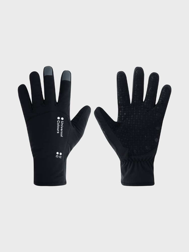 Mono Thermal Gloves Black