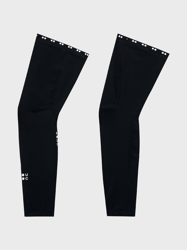 Mono Thermal Leg Warmers Black
