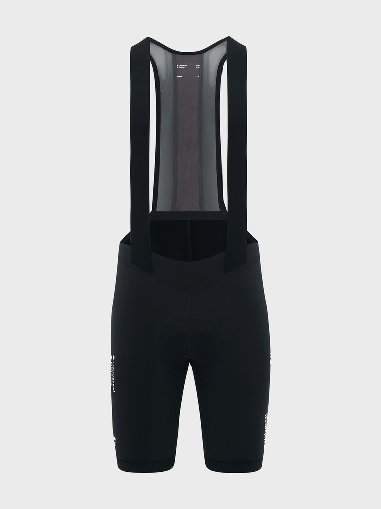 Chroma Men's Thermal Bib Short Black