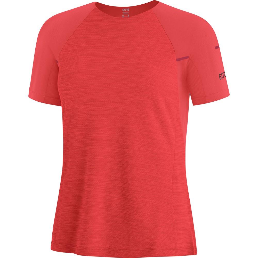 Gore Wear Vivid Womens Short Sleeve Running Shirt