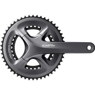 Shimano Claris FC-R2000 50/34T Compact Chainset