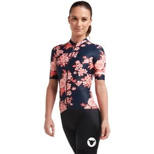 Black Sheep Cycling Florence Broadhurst LTD Womens Short Sleeve Jersey