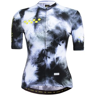 Pedla Tie Dye EcoLUXE Womens Short Sleeve Jersey