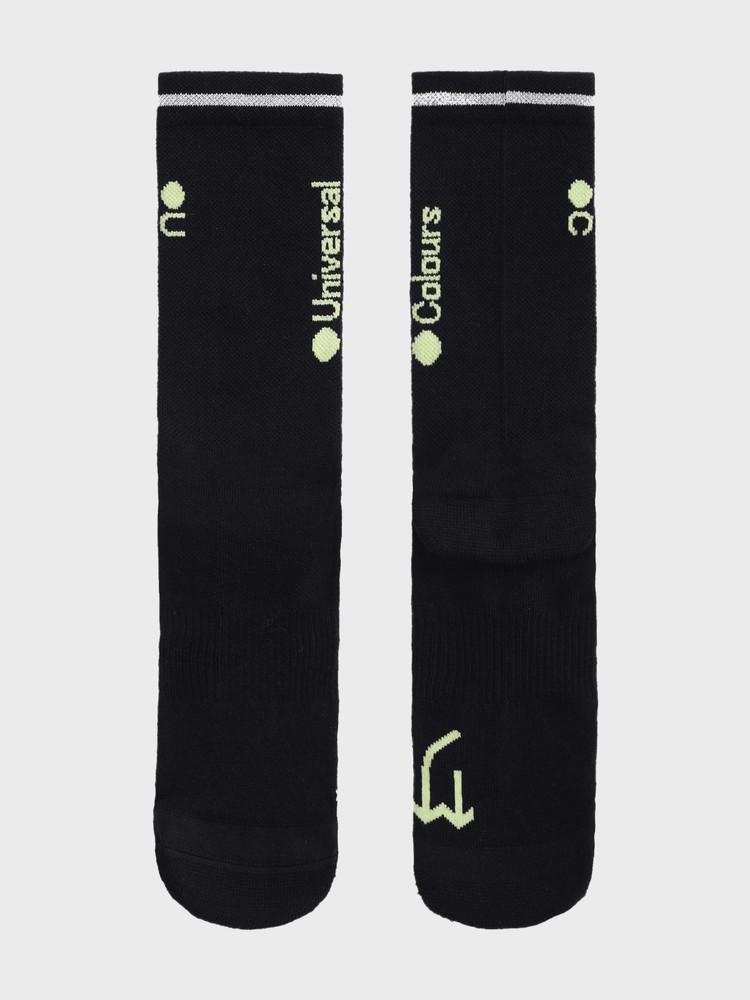 Mono Merino Socks Black