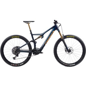 Orbea Rise M-Team Full Suspension 29