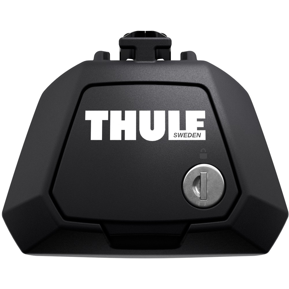 Thule 7104 Evo Raised Rail Foot Pack