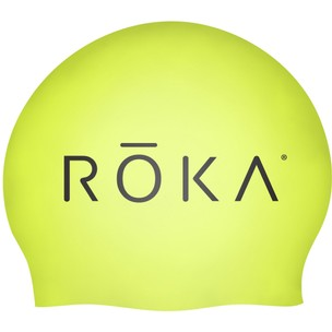 ROKA Pro Team Silicone Swim Cap