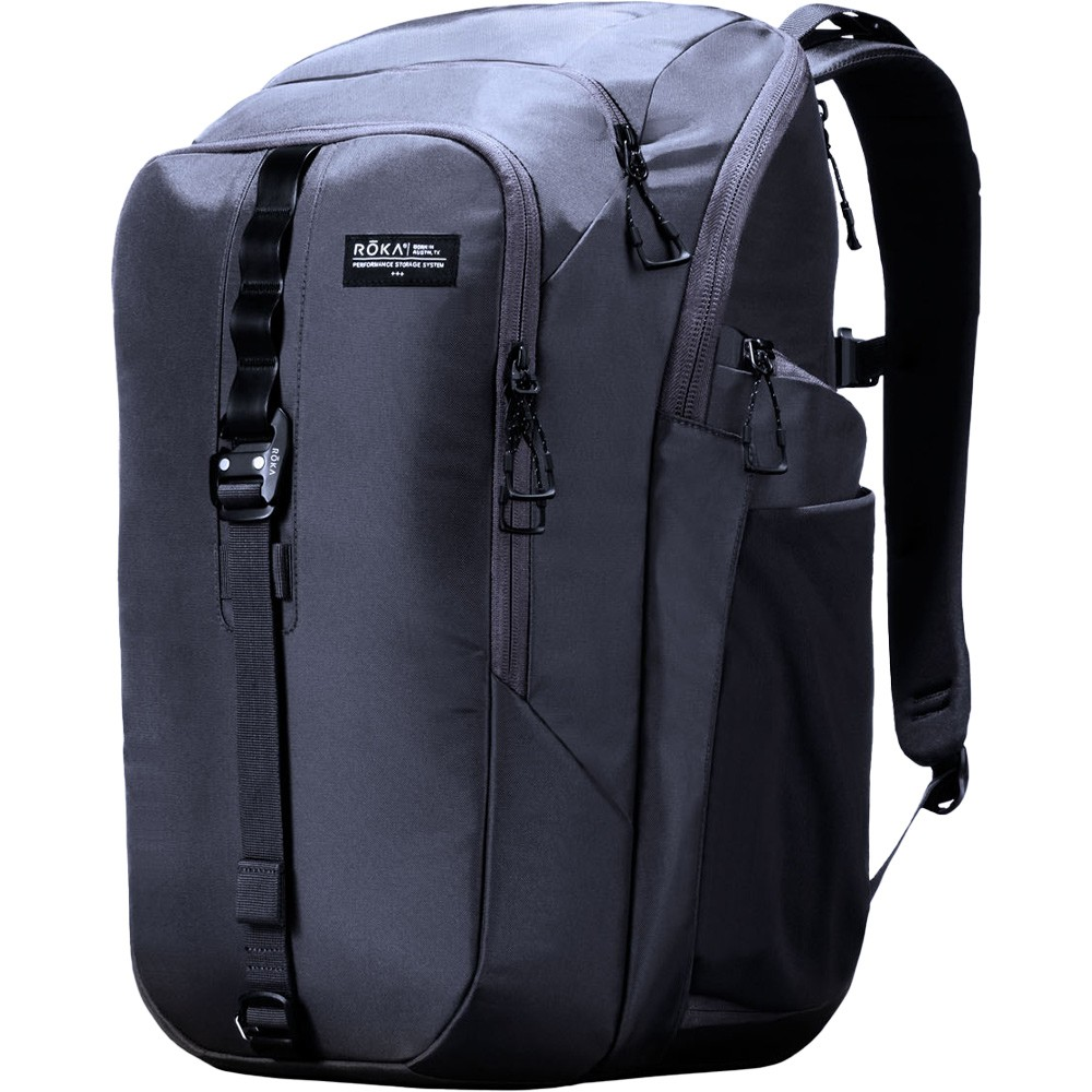 ROKA Utility Zip Backpack