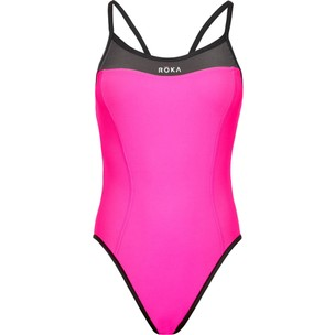 ROKA HD Triangle Back Womens Swimsuit