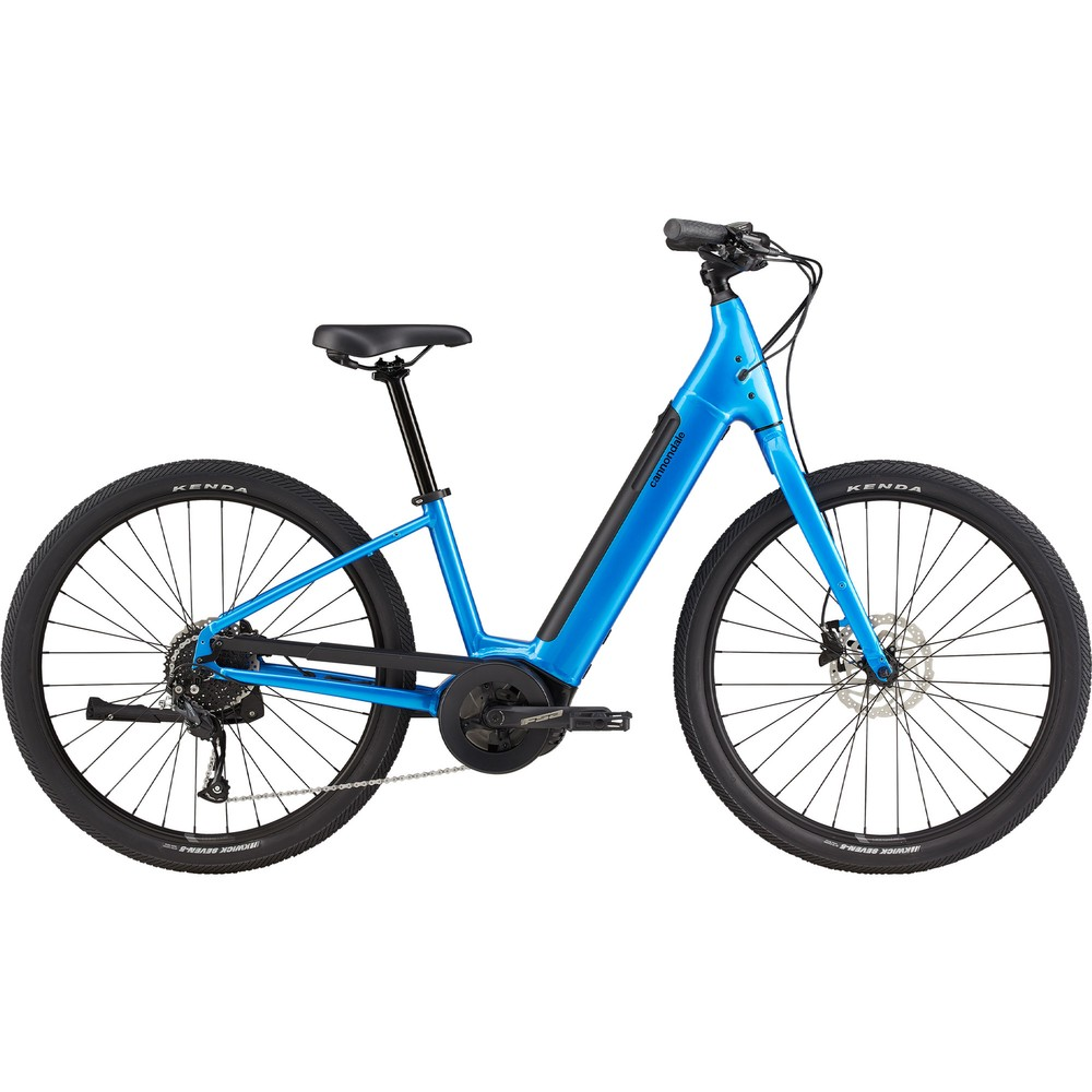Cannondale Adventure Neo 4 Electric Hybrid Bike 2021
