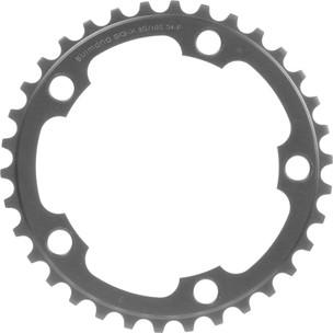 Shimano Ultegra FC-6750-G Inner Chainring 34T, Grey