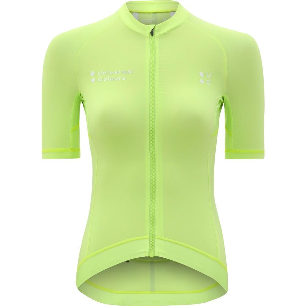 Universal Colours Mono Womens Short Sleeve Jersey
