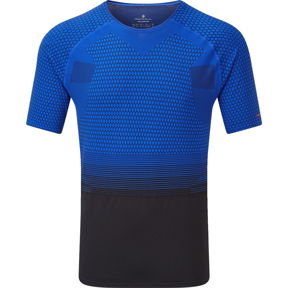 Ronhill Tech Marathon Short Sleeve Running Tee