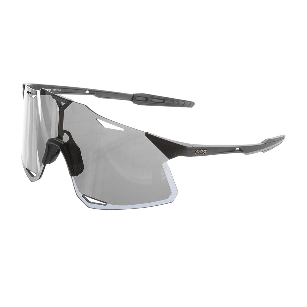 100% Hypercraft Sunglasses With Soft Gold Mirror Lens