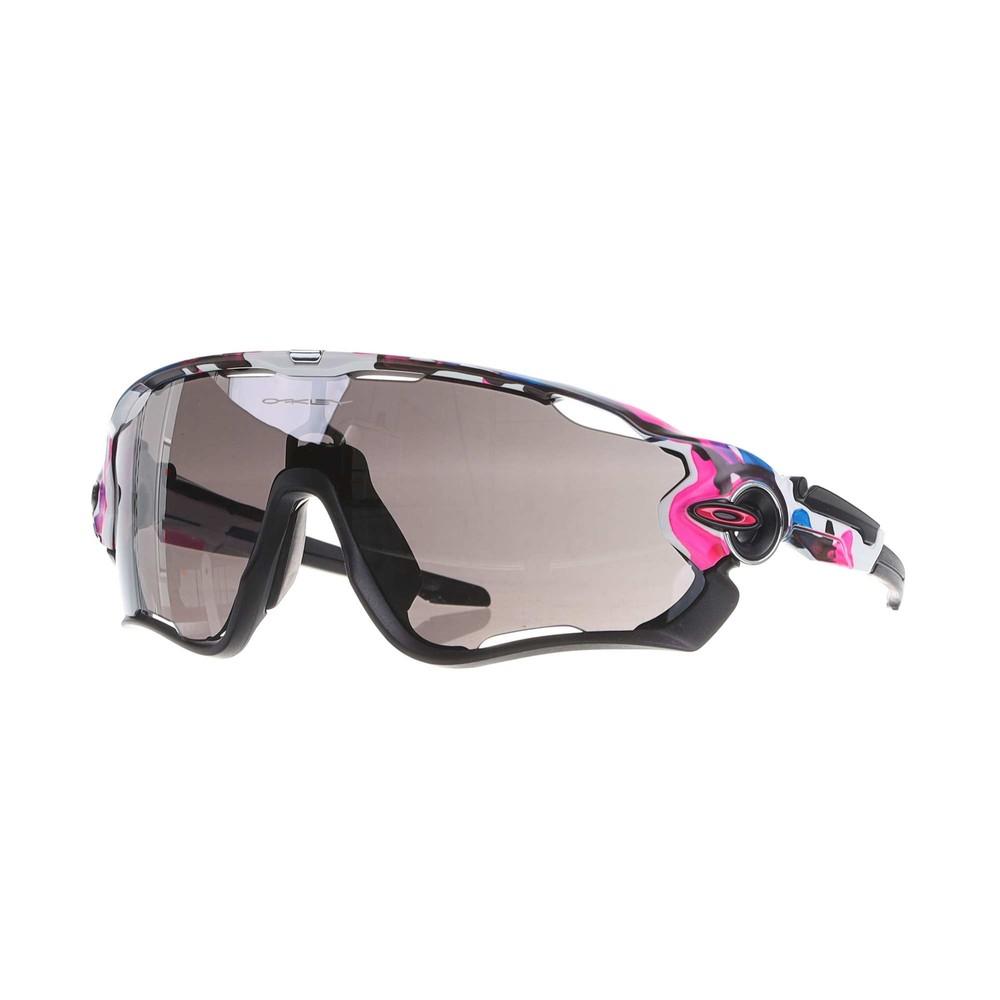 Oakley Kokoro Collection Jawbreaker Sunglasses With Prizm Black Lens
